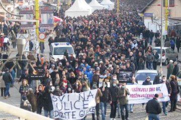 EkoforumZenica_Protesti_2012