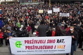 Protesti 2012