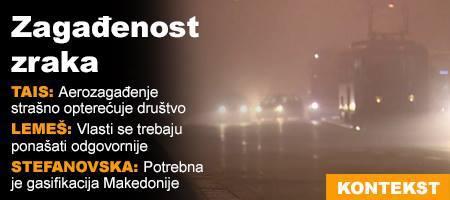 Kontekst: Zagađenost zraka (Al Jazeera 2015)
