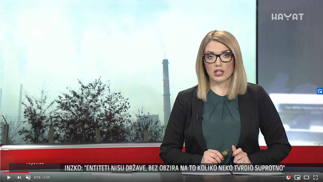 Vijesti u 7 (TV Hayat 2020)