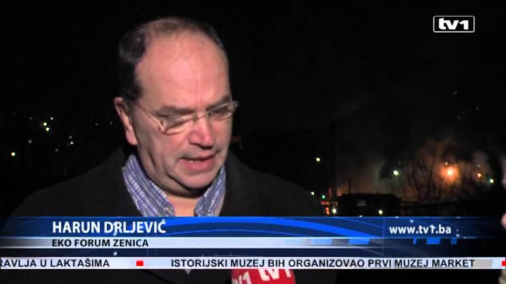 Koliko je zagađen okoliš (TV1 2012)