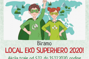 Local Eco Superhero