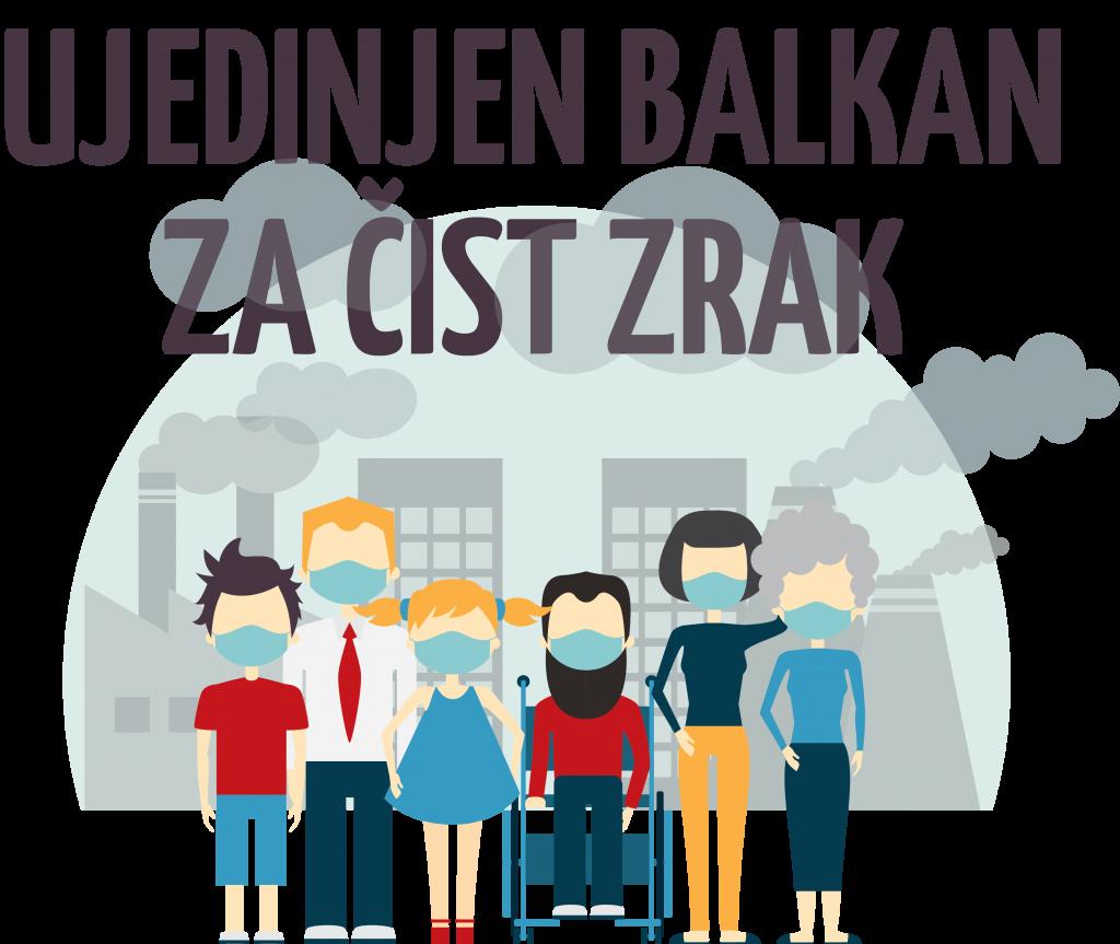 Ujedinjen Balkan za čist zrak