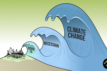 Klimatske promjene opasnije od pandemije