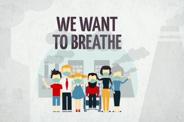 Svi želimo disati